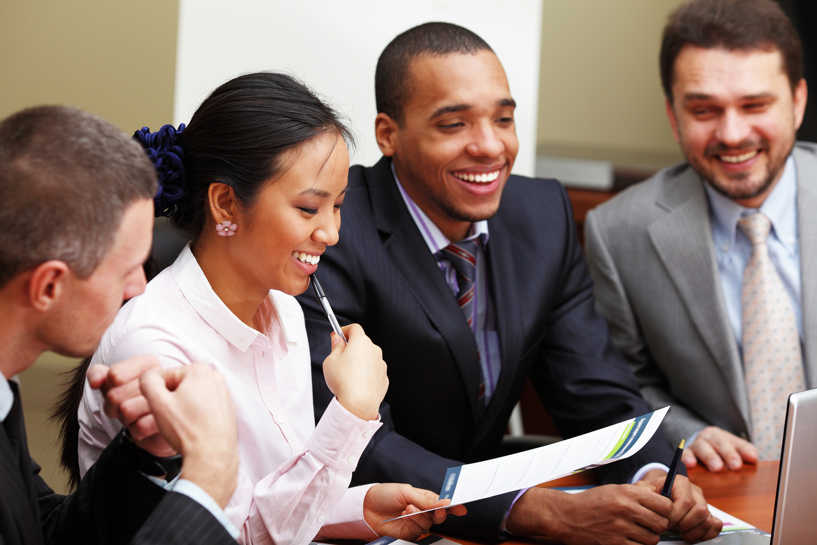 bigstock-Multi-ethnic-business-team-at--26890205